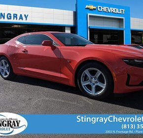 2019 Chevrolet Camaro Coupe for sale 101150651