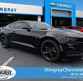 2019 Chevrolet Camaro SS Coupe for sale 101150652
