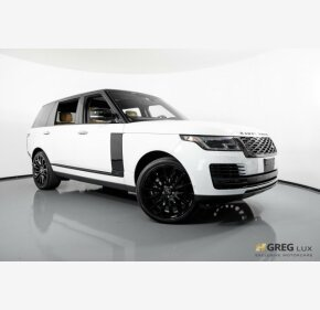 2018 Land Rover Range Rover for sale 101150694