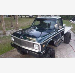 1966 Chevrolet C/K Truck for sale 101150773
