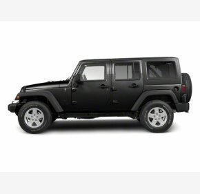 2010 Jeep Wrangler 4WD Unlimited Sahara for sale 101150795