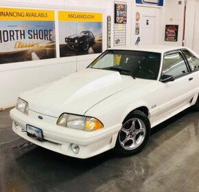 1993 Ford Mustang GT Hatchback for sale 101150823