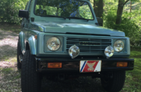 1988 Suzuki Samurai 4WD Hard Top for sale 101150843