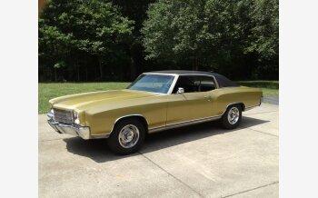 1970 Chevrolet Monte Carlo LS for sale 101150848