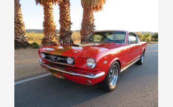 1966 Ford Mustang Fastback for sale 101150849