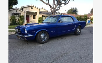 1965 Ford Mustang Coupe for sale 101150878