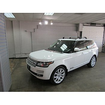 2014 Land Rover Range Rover Supercharged for sale 101150880