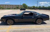 1977 Pontiac Firebird for sale 101150890