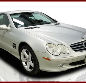 2003 Mercedes-Benz SL500 for sale 101151079