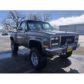 1987 Chevrolet C/K Truck 4x4 Regular Cab 1500 for sale 101151086