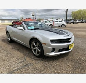 2012 Chevrolet Camaro SS Convertible for sale 101151088