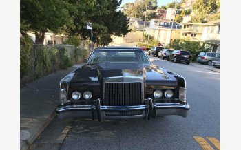 1979 Lincoln Continental for sale 101151129