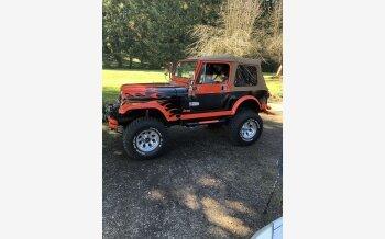 1985 Jeep CJ 7 for sale 101151143