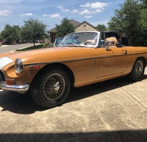 1972 MG MGB for sale 101151153
