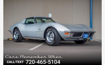 1970 Chevrolet Corvette for sale 101151210