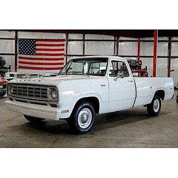 1974 Dodge D/W Truck for sale 101151214