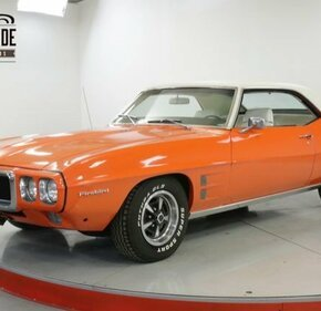 1969 Pontiac Firebird for sale 101151226