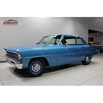 1967 Chevrolet Nova for sale 101151250