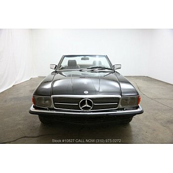 1985 Mercedes-Benz 500SL for sale 101151268