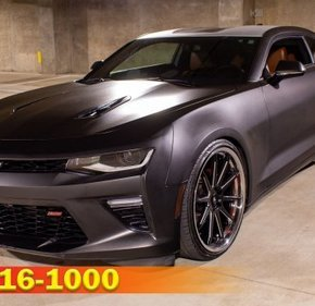 2017 Chevrolet Camaro SS Coupe for sale 101151279