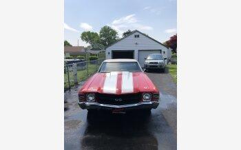 1971 Chevrolet El Camino SS for sale 101151283