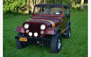 1984 Jeep CJ 7 for sale 101151344
