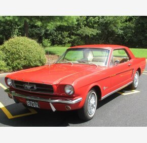 1965 Ford Mustang GT for sale 101151345