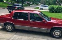 1989 Cadillac De Ville Sedan for sale 101151359