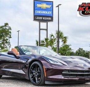 2017 Chevrolet Corvette Convertible for sale 101151374