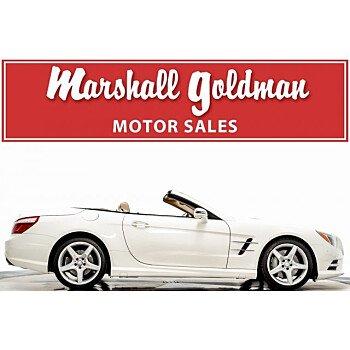 2014 Mercedes-Benz SL550 for sale 101151379