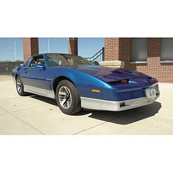 1989 Pontiac Firebird Trans Am Coupe for sale 101151399