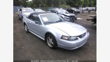 2003 Ford Mustang Convertible for sale 101151576