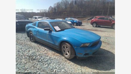 2012 Ford Mustang Coupe for sale 101151580