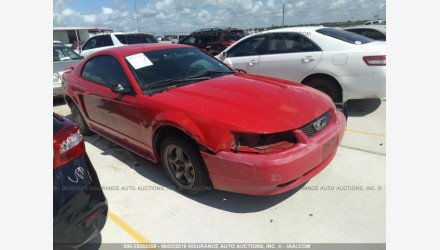 2003 Ford Mustang Coupe for sale 101151639