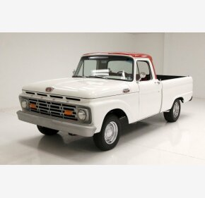 1966 Ford F100 for sale 101151722