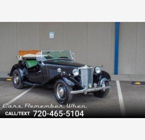1952 MG MG-TD for sale 101151728