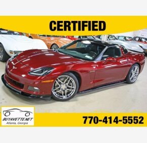 2007 Chevrolet Corvette Coupe for sale 101151736