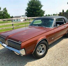 1967 Mercury Cougar for sale 101151745