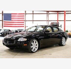 2007 Maserati Quattroporte for sale 101151754