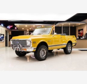 1971 Chevrolet Blazer for sale 101151765
