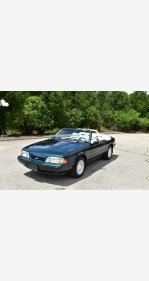 1990 Ford Mustang LX V8 Convertible for sale 101151767