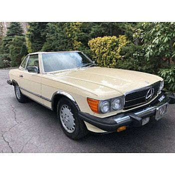 1987 Mercedes-Benz 560SL for sale 101151846