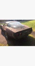 1981 Chevrolet Corvette for sale 101151850