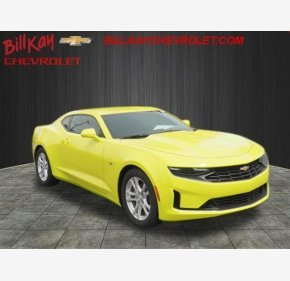 2019 Chevrolet Camaro Coupe for sale 101151877