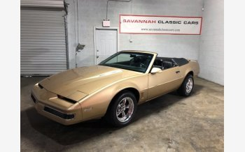 1987 Pontiac Firebird Coupe for sale 101151925