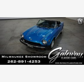 1982 FIAT 2000 Spider for sale 101151939
