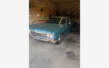 1966 Chevrolet Bel Air for sale 101151943