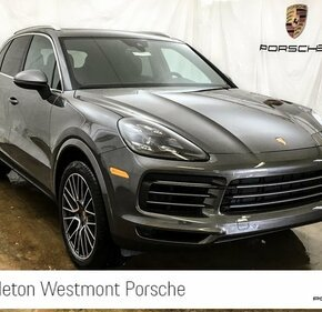 2019 Porsche Cayenne for sale 101151953