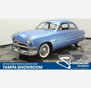 1950 Ford Custom for sale 101151963