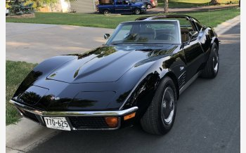 1972 Chevrolet Corvette Coupe for sale 101151964